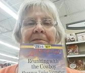 Book Sightings & Readers / Pictures of readers and family members with my books