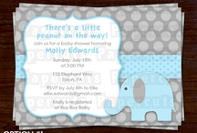 b-day invitations