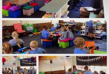 Classroom learning spaces