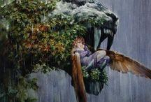 Fantasy Art-illustration