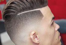 corte de cabelo do tinho
