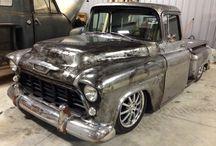 Rat rod trucks