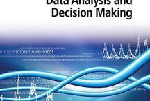 Data / Analysis, statistics, analytics and visualisation
