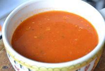 Italiaanse soep / Tomatensoep