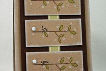 Cards - Foilage