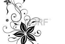 tetovalas virágok