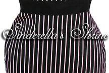 Pinstripes fashion