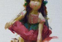 Susan Lyon- Art