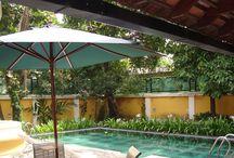 Tea Bungalow - Kunnumpuram - Fort Cochin - Kerala / Tea Bungalow - Kunnumpuram - Fort Cochin - Kerala