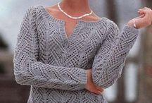 лето пуловер