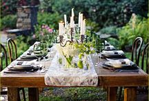 Tablescapes / by Ashley Granstad