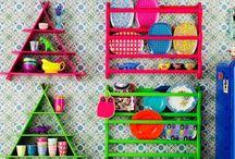 AMBIENTES E COMPOSIÇÕES / Ambientes decorados para todos os gostos e estilos
