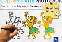 Illustrations/dessins