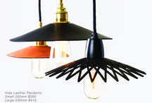 Let there be lights! / Overhead lights, floor and table lamps