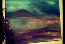 My Art & Art that inspires art............. / by Jill Huett-Ziegler