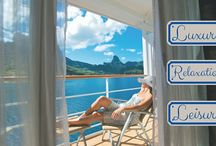 Equator Escapes / In need of blue oceans and sandy beaches? Try small ship cruises in the warm waters of the South Pacific, Caribbean, or the waters of SE Asia or Australia! http://usarivercruises.com/equator-escapes/