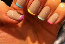 EW LA LA Nails / by Missy Irwin Vincent