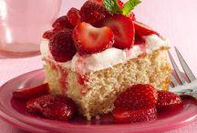 Desserts / by Beth Godfrey