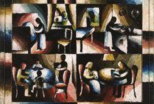 Kubisme ~ Arthur Segal