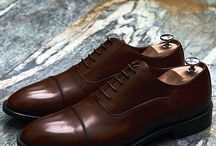 Balmoral Oxford Shoes