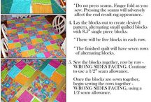 Flannel Rag Quilting