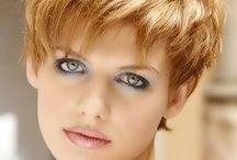 Účesy krátke vlasy