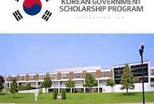2016 Korean Government Scholarships & Other FREE Scholarships / 2016 Korean Government Scholarships & Other FREE Scholarships