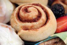 Recipes - cinnamon buns