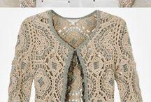 Saquitos tejidos a Crochet