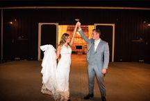 Hydrangea Blu Barn~Rustic wedding looks