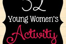church young woman activity