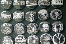 Crust/ HC/ Anarcho-Punk Designs
