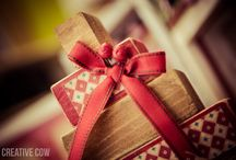 It's Christmas time! / Unique Christmas decoration items and gifts / by Christos Bourmpoulas
