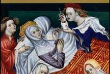 Miniatura / Libros sobre miniatura medieval. Books on medieval miniature. Livres sur l'enluminure médiévale