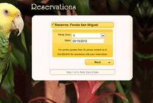 Try Our Reservation Widgets / Test our reservation widget out & see how easy it is for your restaurant guests to book a table!