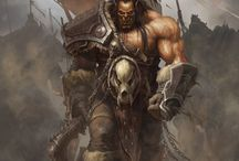 Orcs / Bugbear reffs