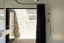 Badkamer / Een selectie van sfeervolle badkamers, badkamerideeën en badkamerproducten.