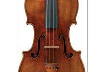 Violino strumento musicale / Dipinti, disegni e foto strumenti musicali