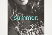 Summer / by Elly Becker
