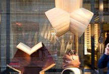 Shop Windows / Installations by Patricia Urquiola
