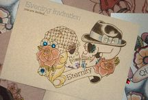Wedding Stationery / Wedding Invitations and Stationery