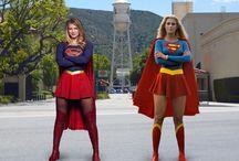 Supergirl y La Liga de la Justicia