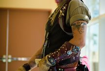 Men's Steam Punk Fashion / Handsome gentlemen's steam punk fashion!