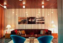 set design ideas / by Rebecca Romijn