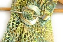 для шарфов