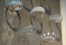 Tiaras and diadems / Trying to see if I can find all the Royal, lost, new and forgotten tiaras and diadems of the world.