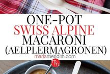 Easy One Pot Recipes / Simple, easy and frugal one-pot recipes. One Pot Meals.