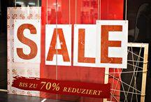 SALE / SALE Alles muss raus, die neue Ware braucht Platz. In manchen Shops geht es in diesen Tagen zu wie auf dem türkischen Bazar und es sieht aus wie bei Hempels unterm Sofa. ... Mehr unter  http://www.emmencenter.ch/blog/alles-muss-raus