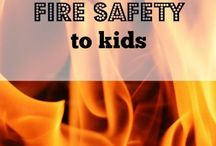 Fire Safety Ideas for PreK and Kindergarten
