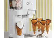 Ice cream makers